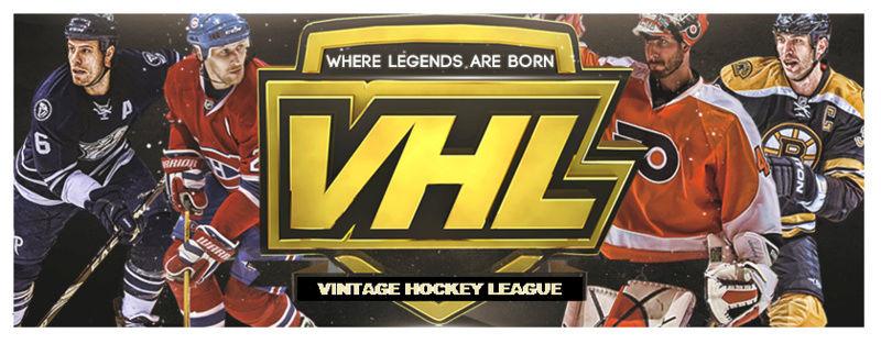 Hockey-Vintage