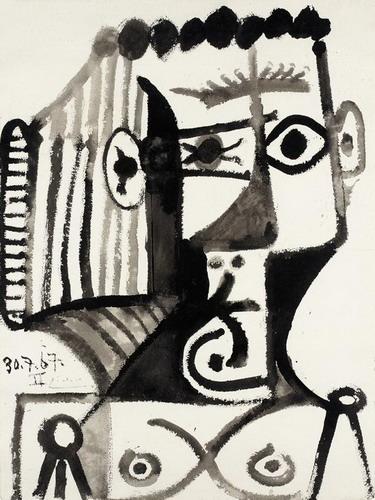 Pablo Ruiz Picasso 57710