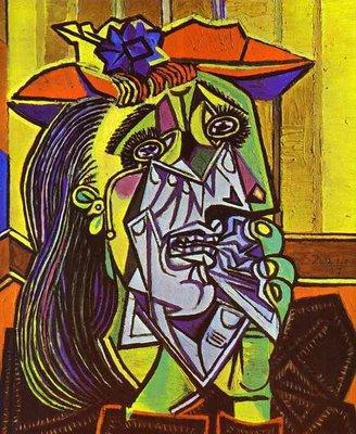 Pablo Ruiz Picasso Dora-m10