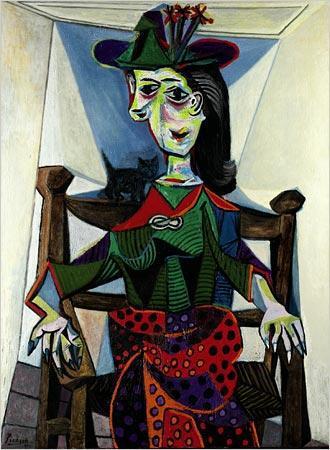 Pablo Ruiz Picasso Dora_m10