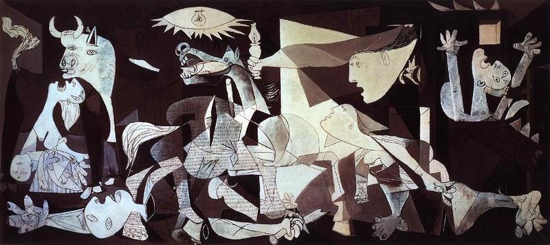 Pablo Ruiz Picasso Guerni10