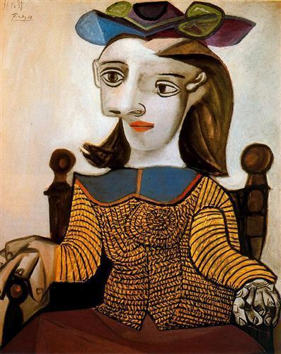 Pablo Ruiz Picasso The-ye10
