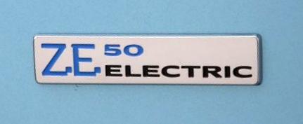 Historique de Zoé et de ses versions de moteurs et de batteries Logo-a10