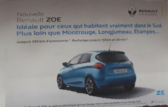 La Zoé ZE50 sur les murs Resize11