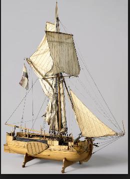 Cannoniera olandese Cannon10
