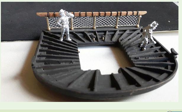 costruzione - Costruzione fregata Unicorn  - Pagina 4 Coffa10