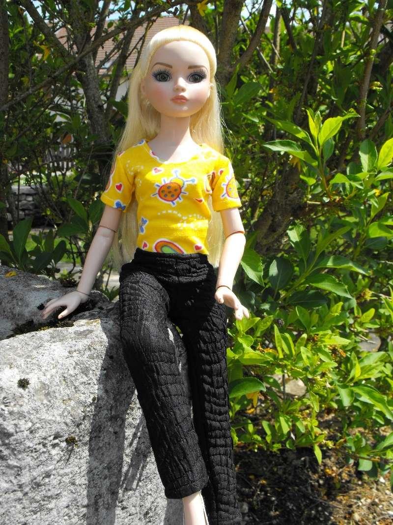 Mes Ellowyne, c'est le printemps, pantalon et 3 petits tee-shirts ! page 9 - Page 9 3c34f810