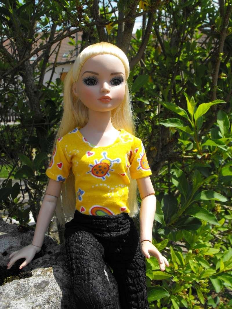 Mes Ellowyne, c'est le printemps, pantalon et 3 petits tee-shirts ! page 9 - Page 9 45078710