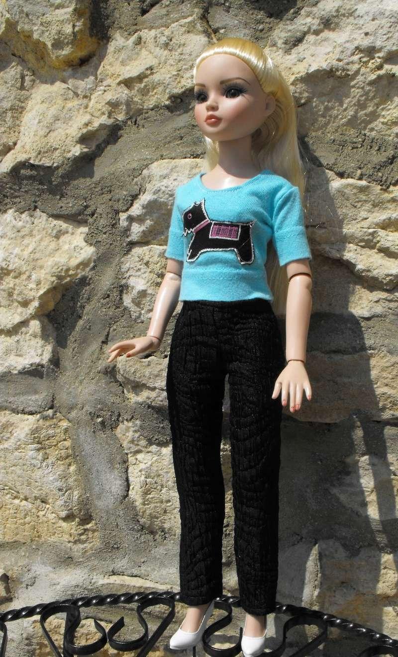 Mes Ellowyne, c'est le printemps, pantalon et 3 petits tee-shirts ! page 9 - Page 9 45a6c610