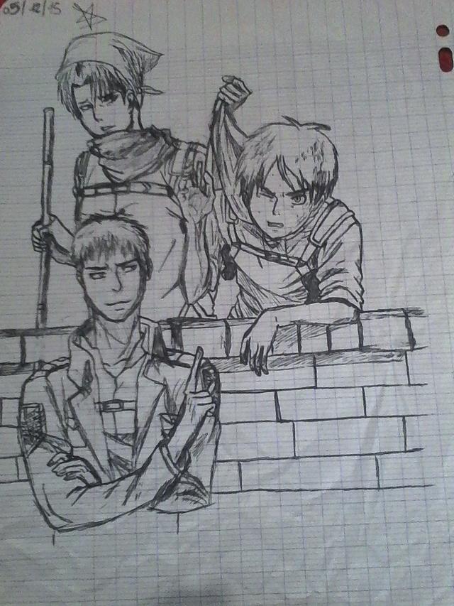 Mes tous premiers dessins :3 05_12_10