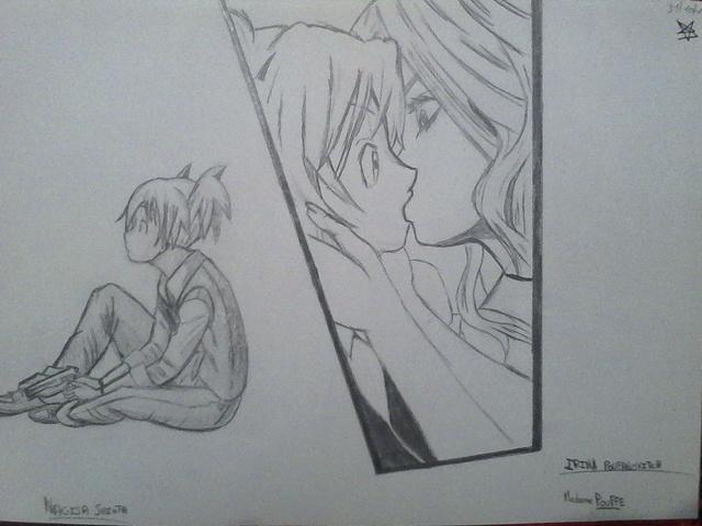 Mes tous premiers dessins :3 31_10_10