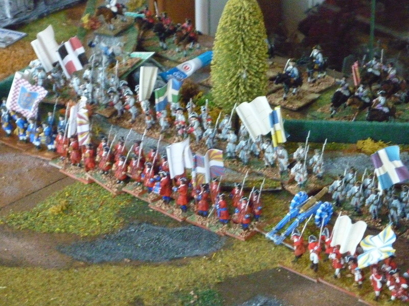 [BP] Bataille d'Audenarde 1708 Avance10