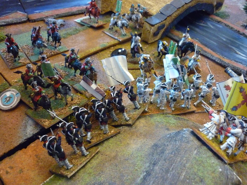 [BP] Bataille d'Audenarde 1708 Charge10