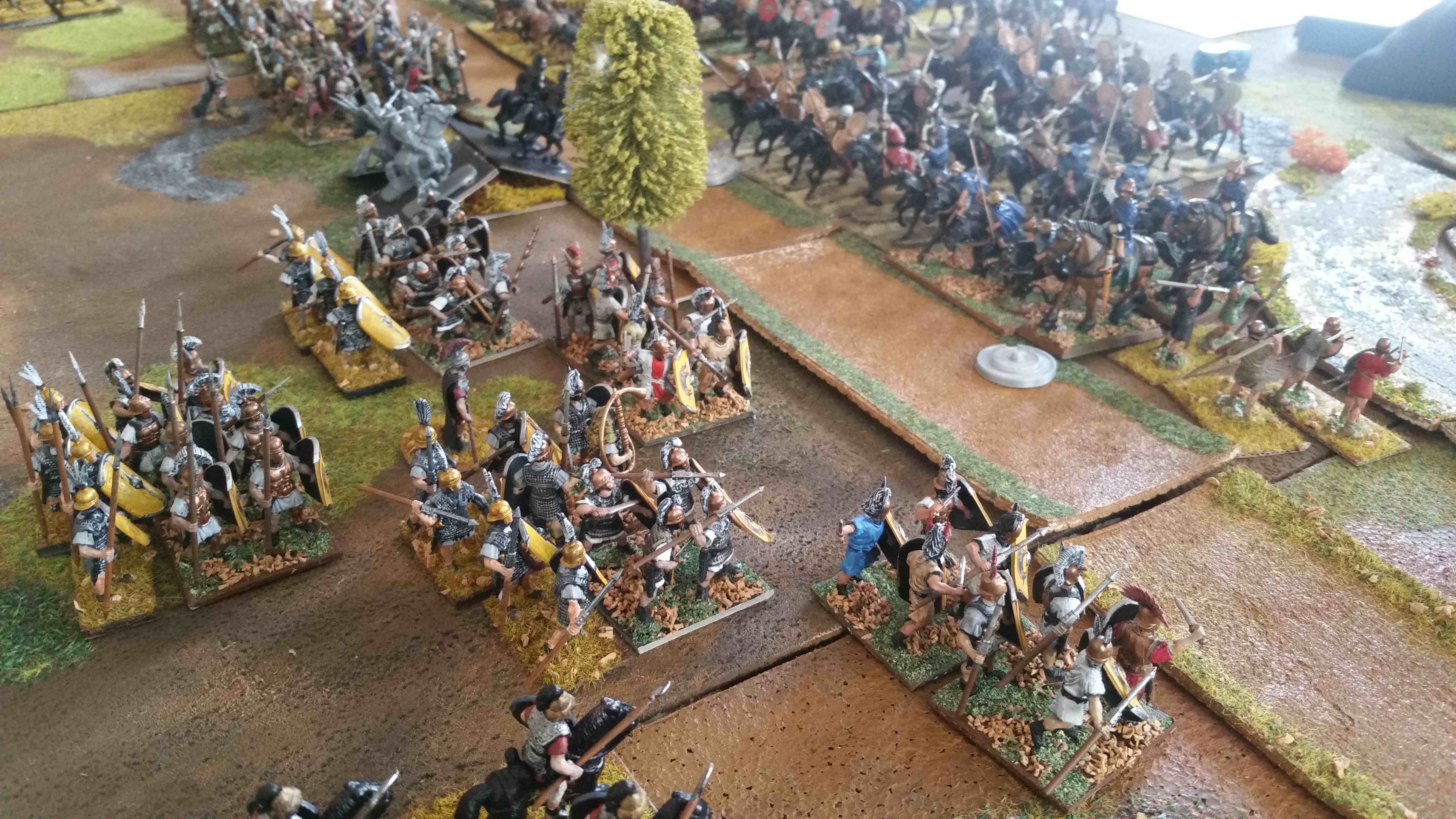 [HC] Bataille de Magnésie (plus grand format) P510