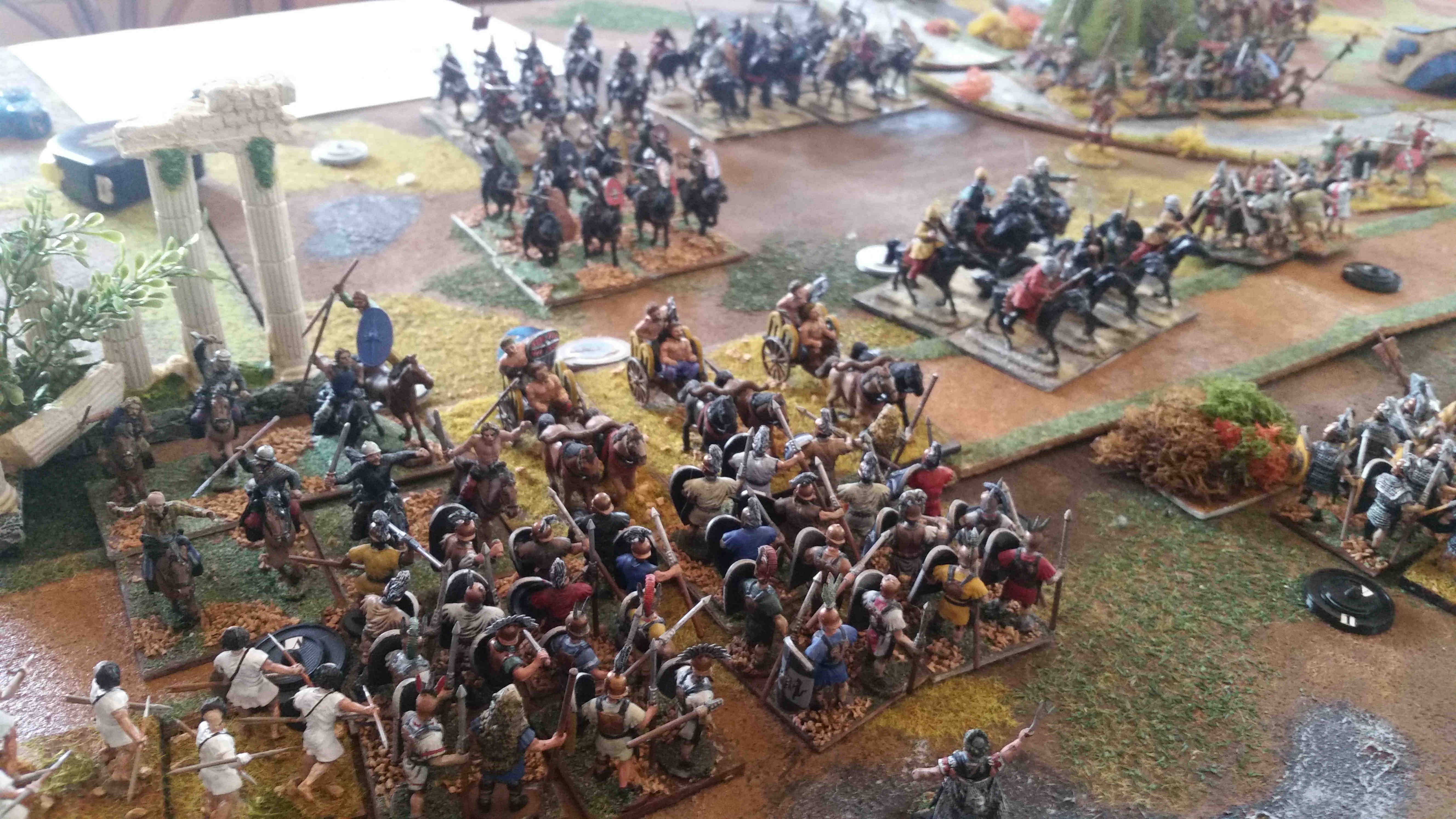 [HC] Bataille de Magnésie (plus grand format) P910