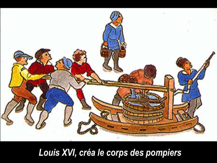 Le bon roi Louis XVI * X_0340