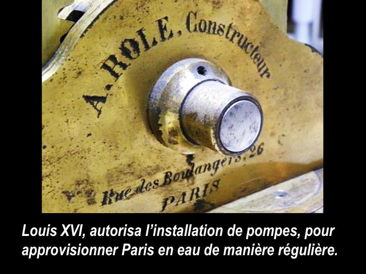 Le bon roi Louis XVI * X_0446