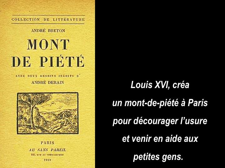 Le bon roi Louis XVI * X_0543