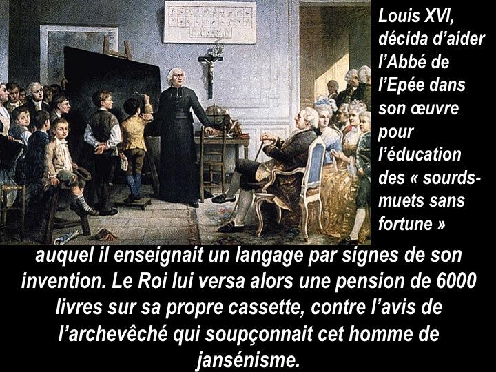 Le bon roi Louis XVI * X_0642