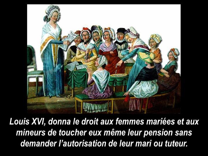 Le bon roi Louis XVI * X_0839