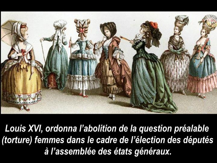 Le bon roi Louis XVI * X_1143