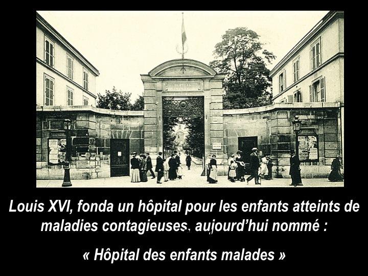 Le bon roi Louis XVI * X_1438