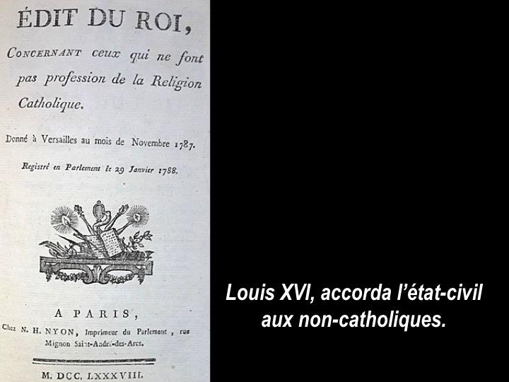 Le bon roi Louis XVI * X_2235