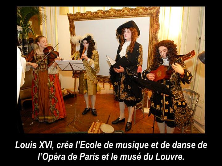 Le bon roi Louis XVI * X_2330