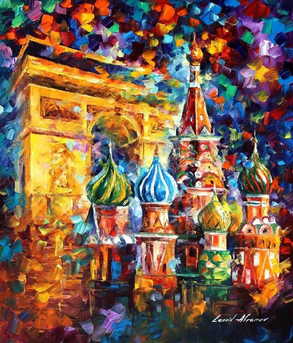 Leonid Afremov - peintre russe * - Page 2 X_3316