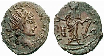 Une petite romaine à identifier SVP ! 110