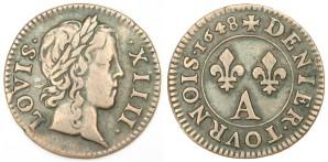 Monnaie à identifier  Denier11