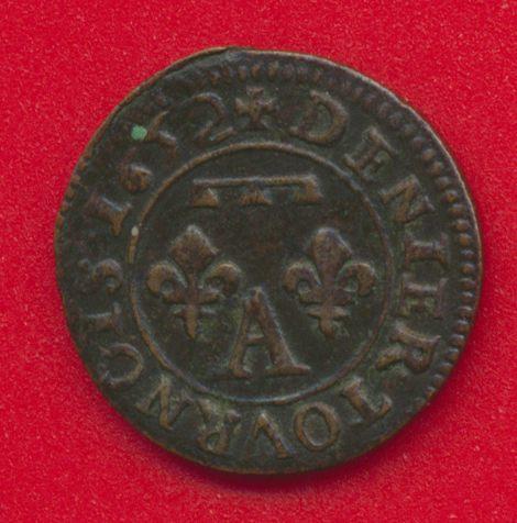 Monnaie à identifier  Denier12