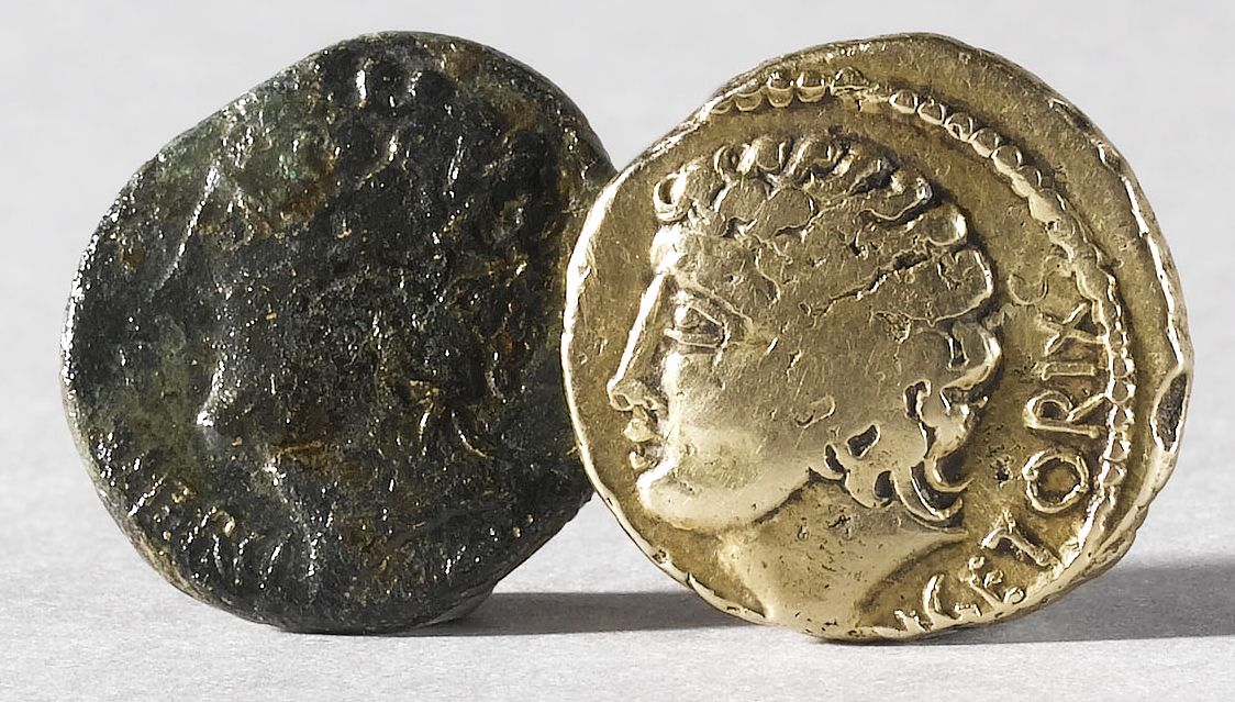 Bronze donnadu  F062-c10