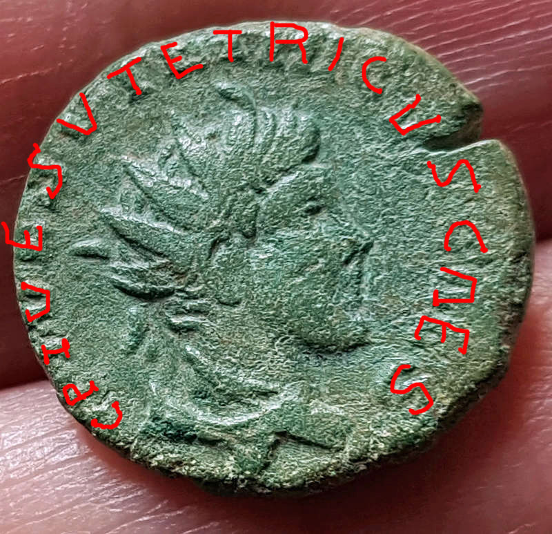 Une petite romaine à identifier SVP ! Roro2a10