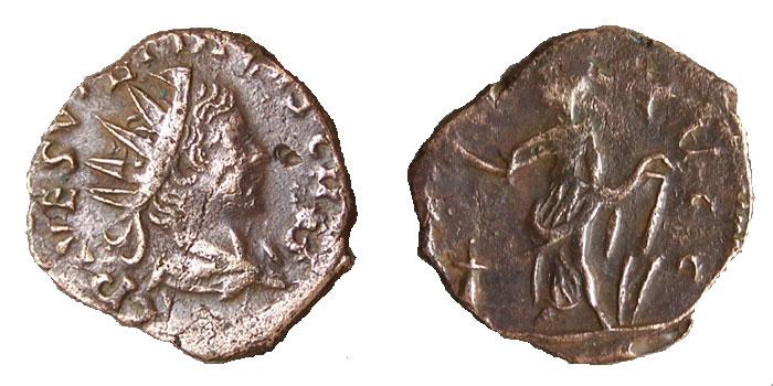 Une petite romaine à identifier SVP ! T2-26g10