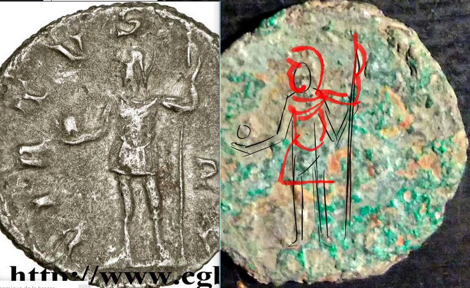 Identification romaine Virtus10