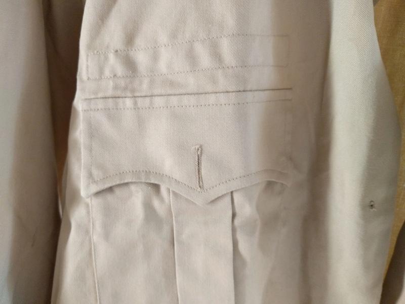 Tan Iraqi Uniform Top Shirt-11