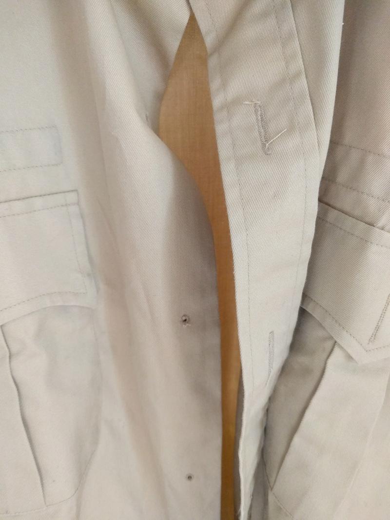 Tan Iraqi Uniform Top Shirt-12