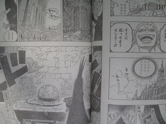 One Piece Manga 906: Spoiler Deft0z10