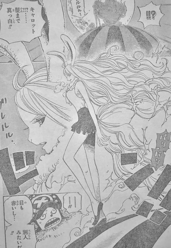 One Piece Manga 888: Spoiler  Vxkddq10