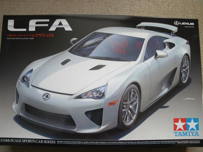 Lexus LFA (Tamiya) 00113