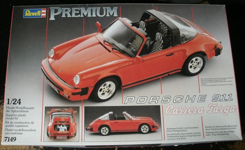 1984 Porsche 911 Carrera Targa  00114