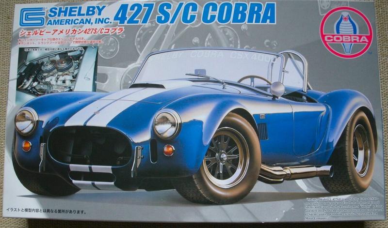 Shelby Cobra (Fujimi) 00117