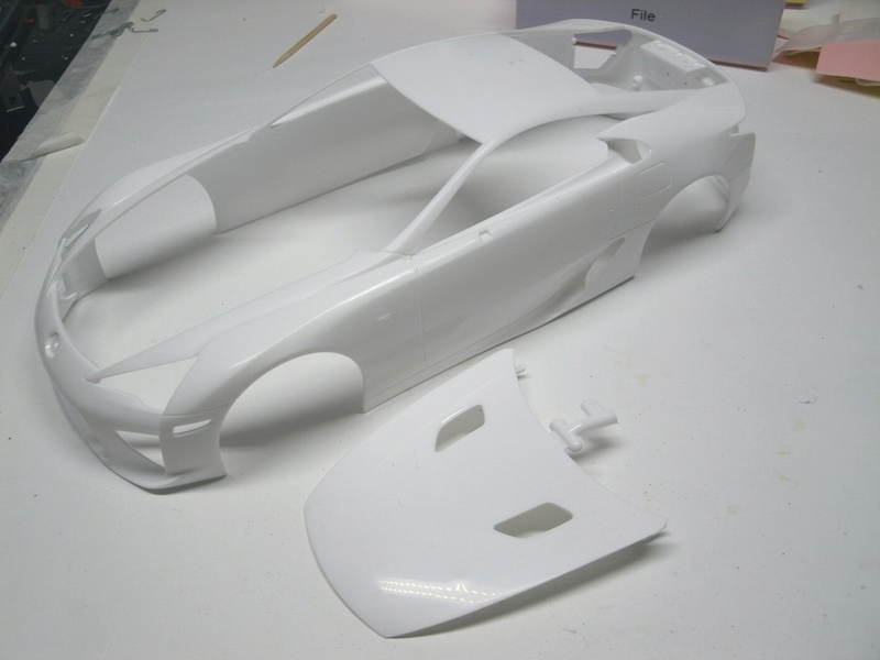 Lexus LFA (Tamiya) 00214