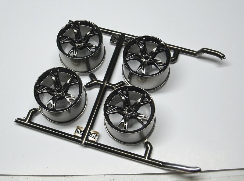 Nissan 370Z (Tamiya) 00515