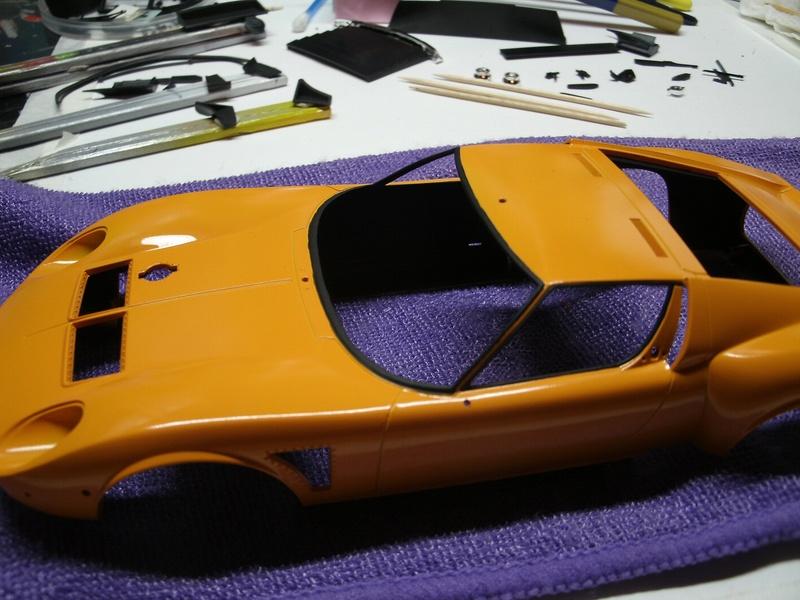 1975 Lamborghini Jota (Hasegawa) - Page 2 01710