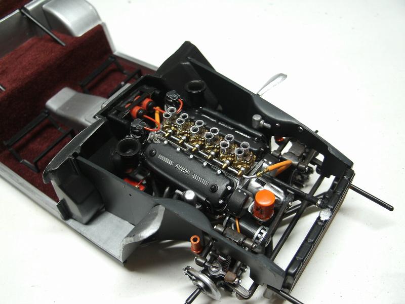 Ferrari 250 GTO (Revell) - Page 2 02410