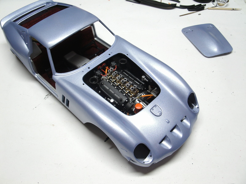 Ferrari 250 GTO (Revell) - Page 3 02510
