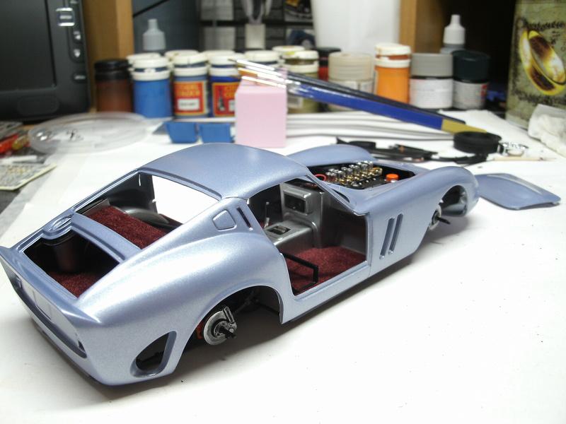 Ferrari 250 GTO (Revell) - Page 3 02810