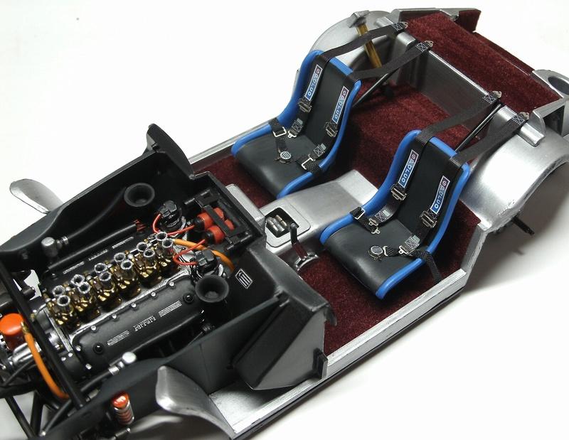 Ferrari 250 GTO (Revell) - Page 3 03210